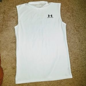Under Armour Sleeveless Muscle Shirt XL